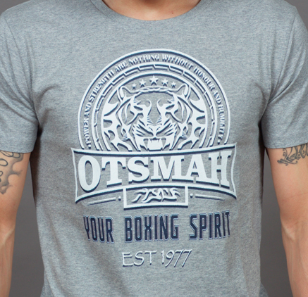 T-SHIRT BOXE AND FIGHT – YOUR BOXING SPIRIT 2