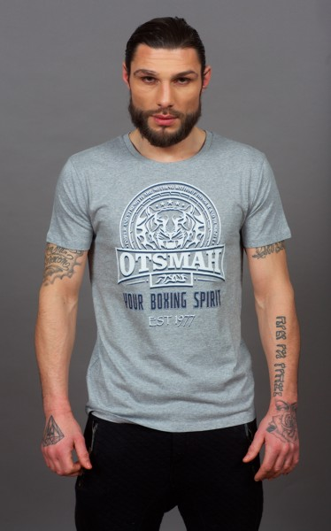 T-SHIRT BOXE AND FIGHT - YOUR BOXING SPIRIT
