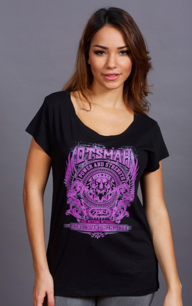 T SHIRT FEMME BOXE ET MUAY THE MUAY FIGHTER 3