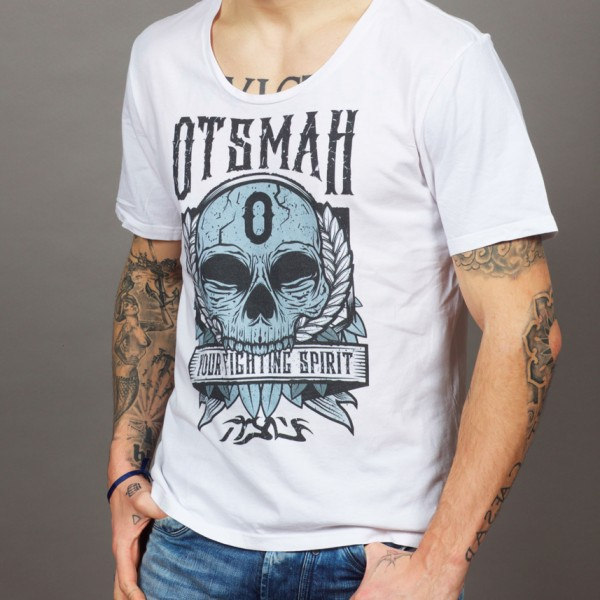 T-SHIRT FIGHT AND ROCK – SKULL FIGHT 20