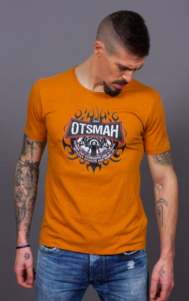 T-SHIRT MUAY AND FIGHT - TRIBAL BACK