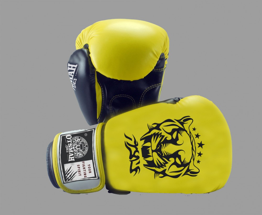 Gants OTSMAH Yellow Tiger