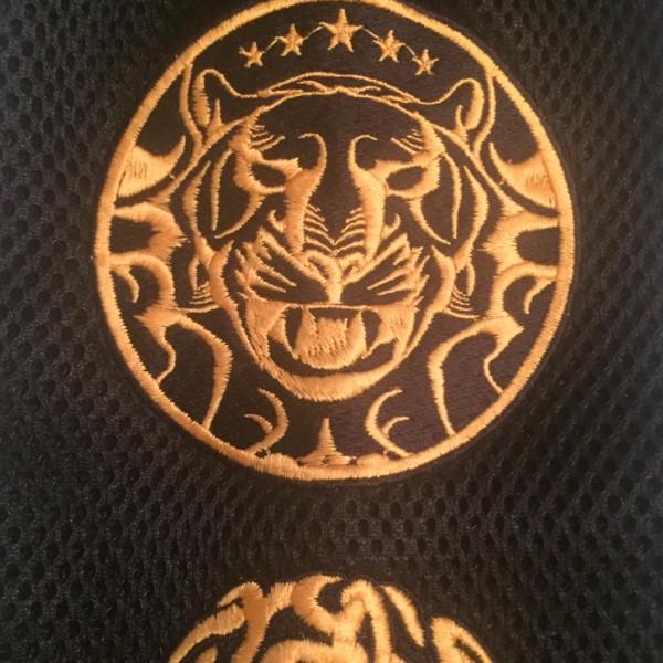 Short Boxe & Muay Black Gold 13