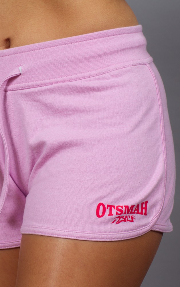 Short Femme Fitness «RETRO» Pink