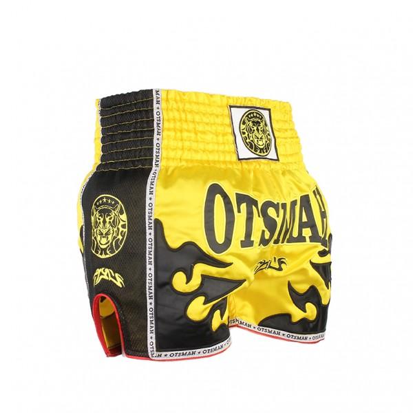 short OTSMAH Yellow Black 1